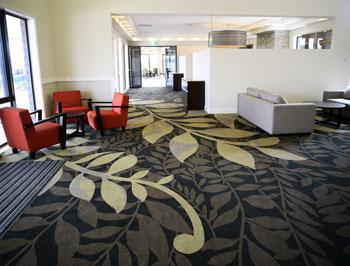 healthcare carpet
