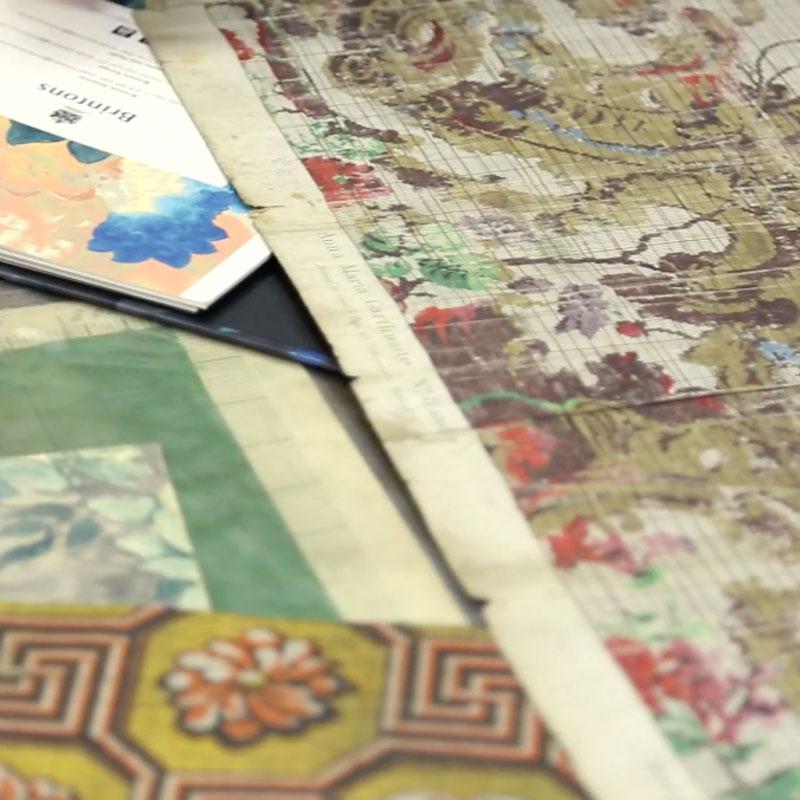 Brintons Design Archive
