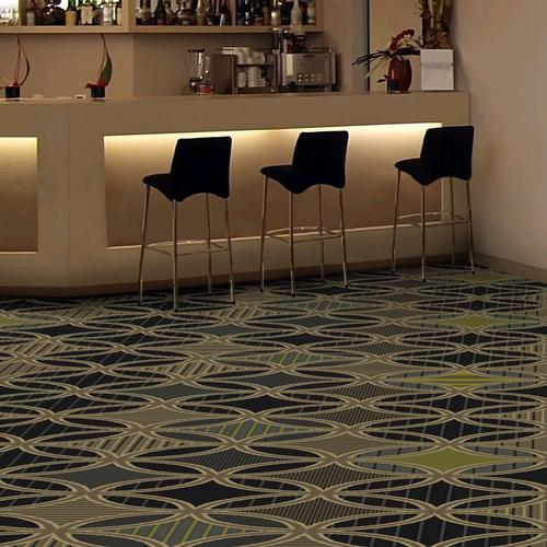 Brintons Pushes The Boundaries Of Contract Carpet Design With Fringe