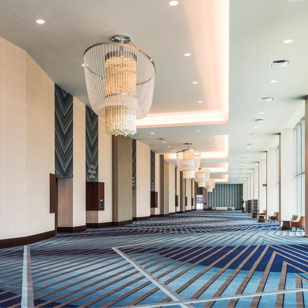 Marriott Marquis Houston Brintons Carpets
