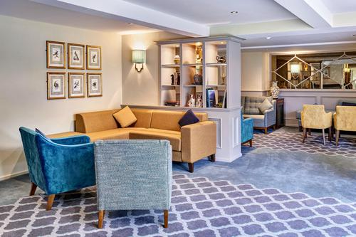 Historic King's Court Hotel in Warwickshire commissions Brintons to design bespoke carpets as part of large-scale refurbishment