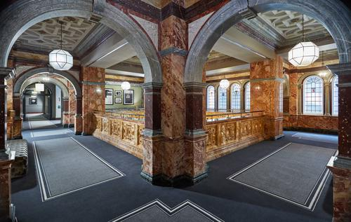 Luxury five-star hotel The Principal London commissions Brintons carpets for £200m refurbishment