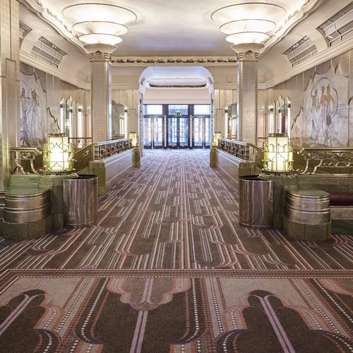 Sheraton Grand Park Lane commissions Brintons for extraordinary renovation