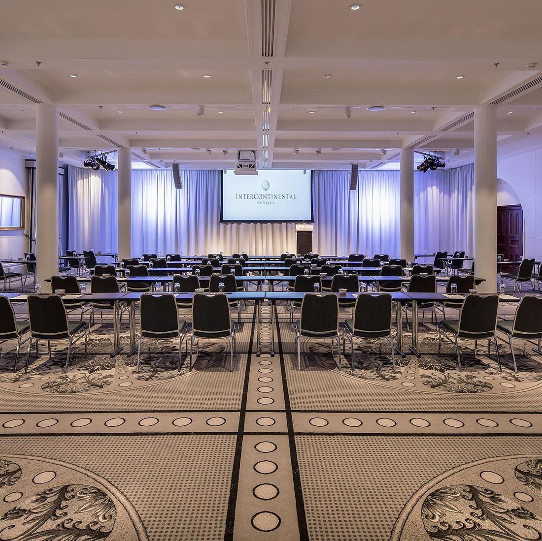Intercontinental Sydney Brintons Carpets