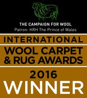 Wool Carpet & Rug Awards Winner 2017